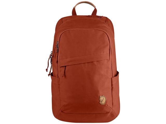 Fjällräven Räven 20 Backpack cabin red